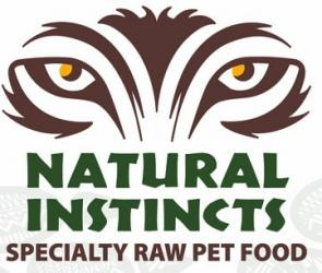 Natural Instincts Specialty Raw Pet Food